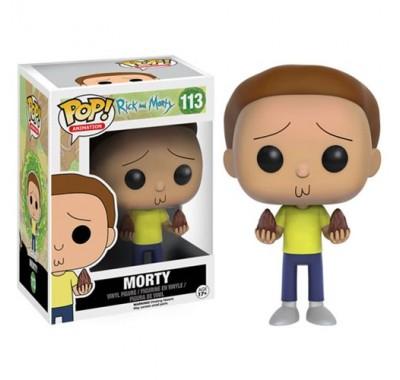 Морти (Morty) из сериала Рик и Морти