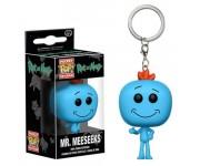 Mr. Meeseeks Keychain из сериала Rick and Morty