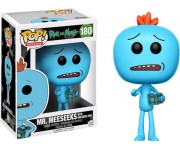 Mr. Meeseeks with Meeseeks Box (Эксклюзив) из сериала Rick and Morty