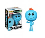 Mr. Meeseeks из сериала Rick and Morty