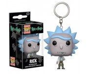 Rick Keychain из сериала Rick and Morty