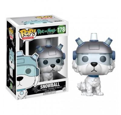 Снаффлз (Снежок) (Snowball) из сериала Рик и Морти