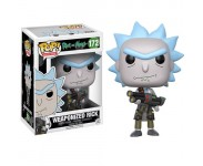 Rick Weaponized из сериала Rick and Morty