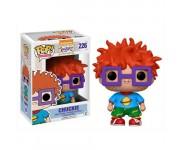 Chuckie Finster из мультика Rugrats