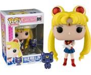 Sailor Moon & Luna Glitter (Эксклюзив) из мультика Sailor Moon