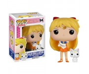 Sailor Venus with Artemis из мультика Sailor Moon
