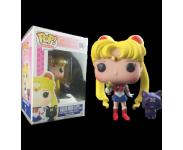 Sailor Moon with Wand & Luna (Эксклюзив) из мультика Sailor Moon