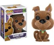 Scooby Flocked (Эксклюзив) из мультика Scooby-Doo