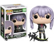Shinoa Hiragi with Weapon (Эксклюзив) из сериала Seraph of the End