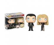 Laura Palmer and Agent Cooper in The Black Lodge 2-pack SDCC 2017 (Эксклюзив) из сериала Twin Peaks
