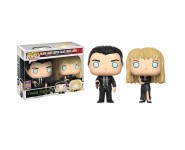 Laura Palmer and Agent Cooper in The Black Lodge 2-pack SDCC 2017 (Эксклюзив) из сериала Twin Peaks DAMAGE BOX