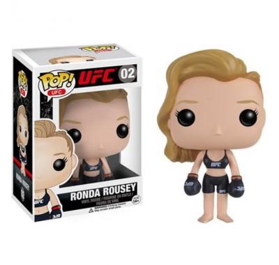 Ронда Раузи (Ronda Rousey) из боев ЮФС