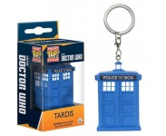 Tardis Keychain из сериала Doctor Who