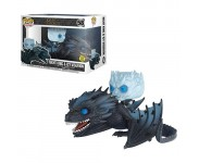Night King with Icy Viserion ride из сериала Game of Thrones