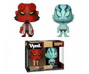 Hellboy and Abe Sapien Vynl. из комиксов Hellboy