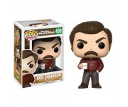 Ron Swanson из сериала Parks and Recreation