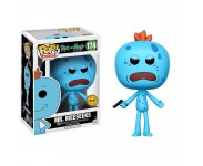 Mr. Meeseeks with Gun (Chase) из сериала Rick and Morty