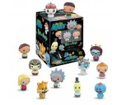 BLIND box pint size heroes из мультика Rick and Morty