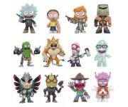 Box mystery minis из мультика Rick and Morty Series 2
