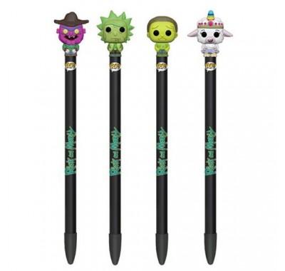 Ручки (Pens) из мультика Рик и Морти серия 2