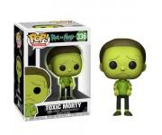 Morty Toxic (Эксклюзив) из сериала Rick and Morty