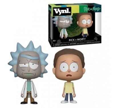 Рик и Морт Винл. (Rick and Morty Vynl.) из мультика Рик и Морти