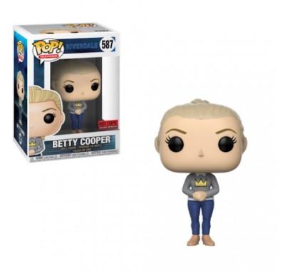 Бетти Купер (Betty Cooper) из сериала Ривердэйл