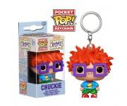 Chuckie Finster keychain из мультика Rugrats