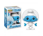 Astro Smurf из мультика Smurfs