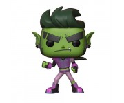 Beast Boy из мультика Teen Titans Go! The Night Begins to Shine