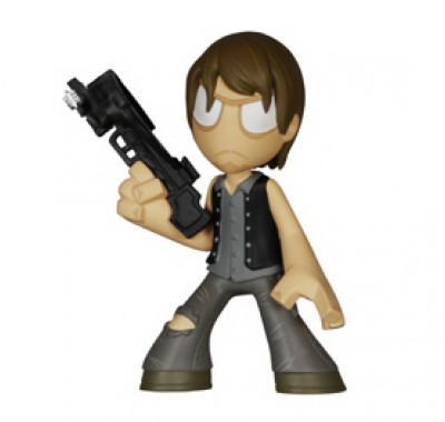 Daryl Dixon (1/12) minis из сериала The Walking Dead 3 wave