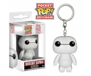Baymax Nursebot Key Chain из мультфильма Big Hero 6