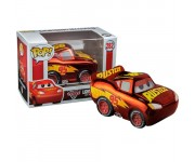 Lightning McQueen Chrome (Эксклюзив) из мультика Cars 3