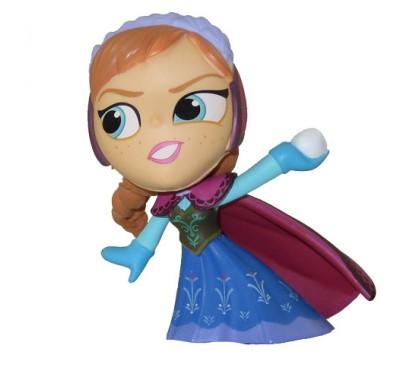 Anna (1/12) minis из серии Disney Heroes vs Villains