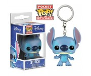 Stitch Key Chain из мультфильма Lilo & Stitch DAMAGE BOX
