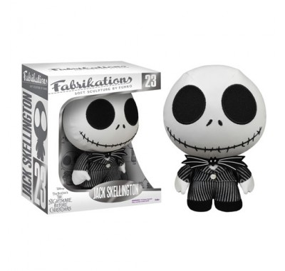 Jack Skellington Fabrikations из мультфильма Nightmare Before Christmas