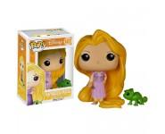 Rapunzel and Pascal из мультфильма Tangled