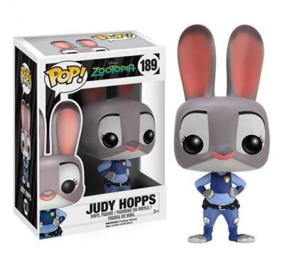 Judy Hopps из мультфильма Zootopia