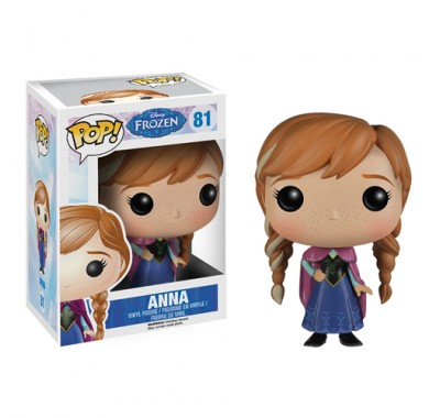 Anna из киноленты Frozen