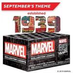 Обновлено: СПОЙЛЕР! Состав коробки Collector Corps Marvel 80th Anniversary