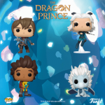 Анонс по Принцу-Дракону