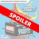 ОБНОВЛЕНО: СПОЙЛЕР! Состав коробки Collector Corps Marvel Fantastic Four