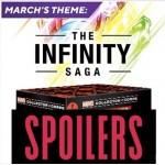 ОБНОВЛЕНО: СПОЙЛЕР! Состав коробки Marvel Collector Corps The Infinity Saga