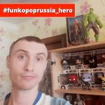 Егор. Герой Funko POP! Russia