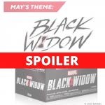 ОБНОВЛЕНО: СПОЙЛЕР! Состав коробки Marvel Collector Corps на тему Black Widow