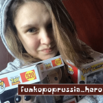 Екатерина. Герой Funko POP! Russia