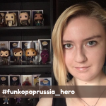 Вера. Герой Funko POP! Russia
