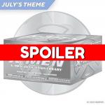 ОБНОВЛЕНО: СПОЙЛЕР! Состав коробки Marvel Collector Corps на тему X-Men 20th Anniversary