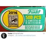 Первая волна SDCC фигурок Funko