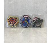 Нашивки: Supergirl, Ms Marvel, Vulture